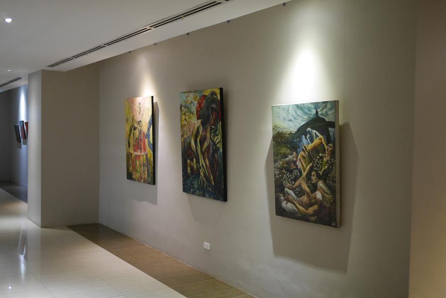 26 January 2016|The Mindanao Seven(Capricho Gallery Café
